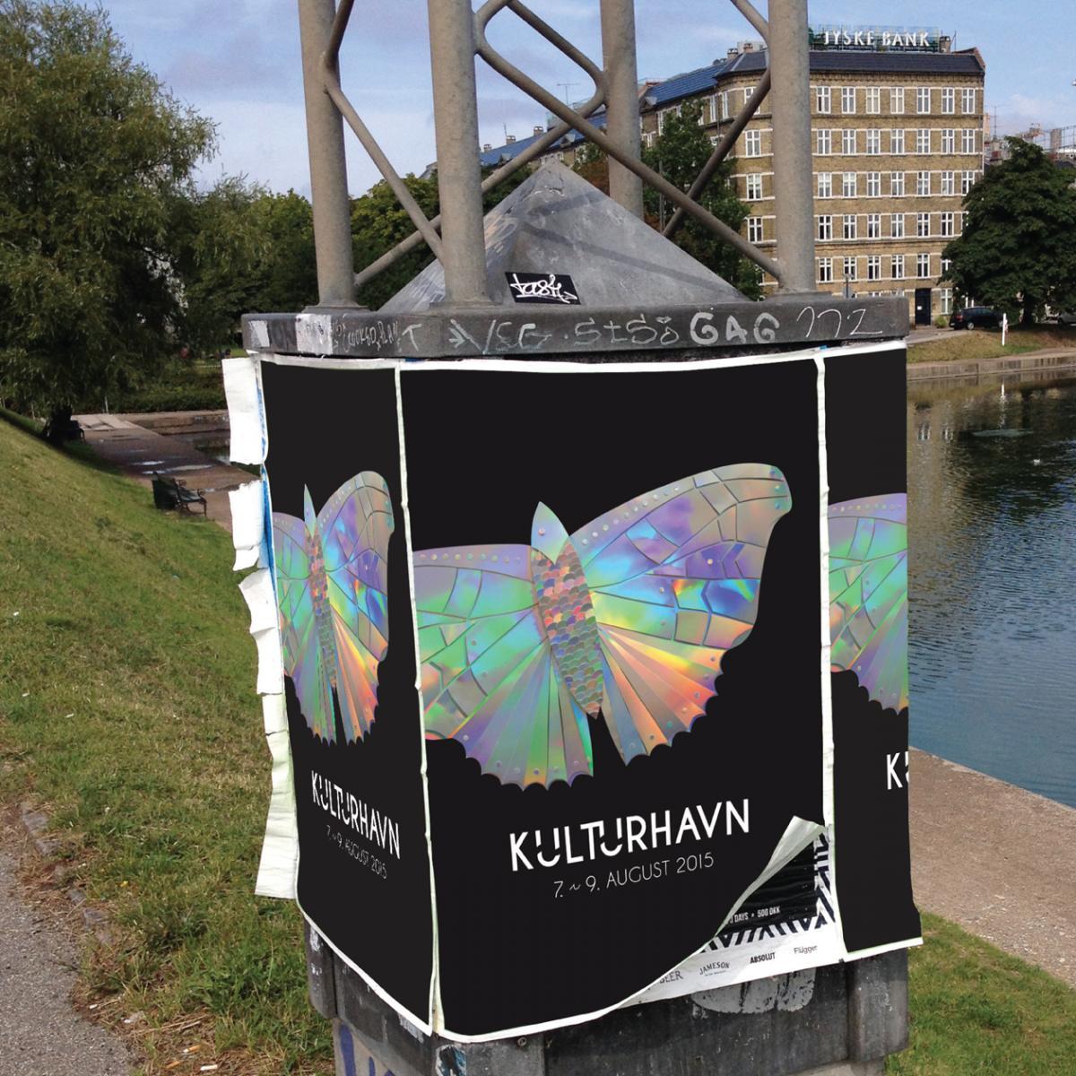 Kulturhavn plakatkonkurrence→