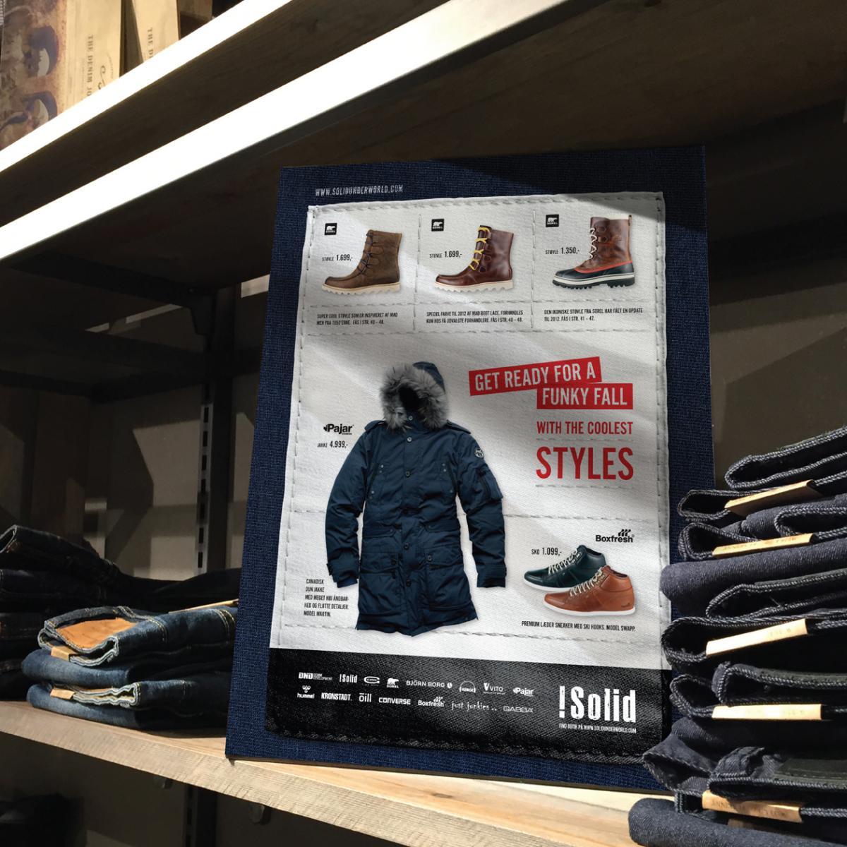 !Solid retail – ny visuel identitet→