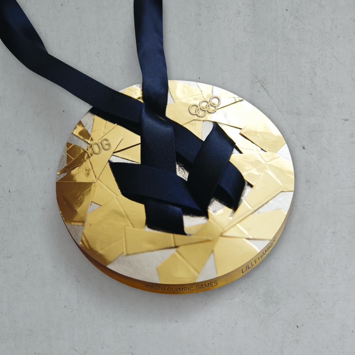 Youth Olympic Games medalje→