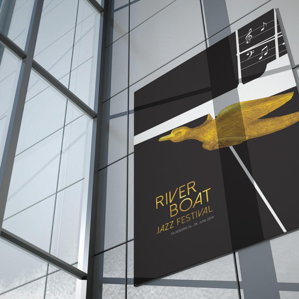 Riverboat plakat→